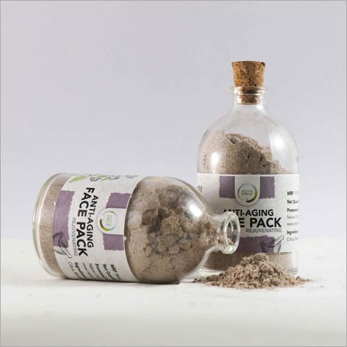 Anti Aging Face Pack Powder