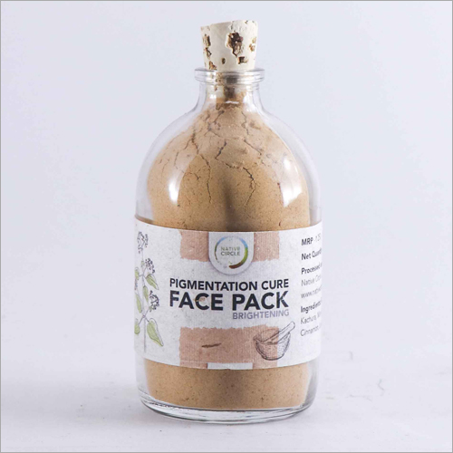 Pigmentation Cure Face Pack Powder