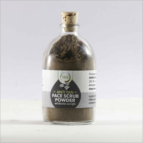 Anti Tan Face Scrub Powder