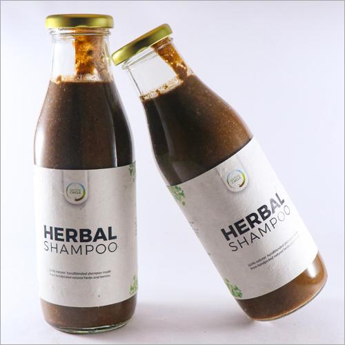 Natural Herbal Shampoo