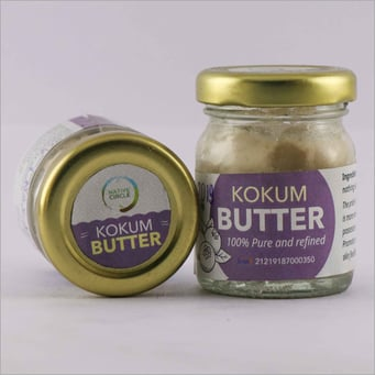 Safe To Use Pure Kokum Butter