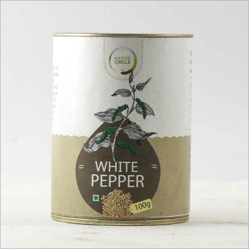 100g White Pepper
