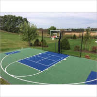 Tennis Courts Coatings