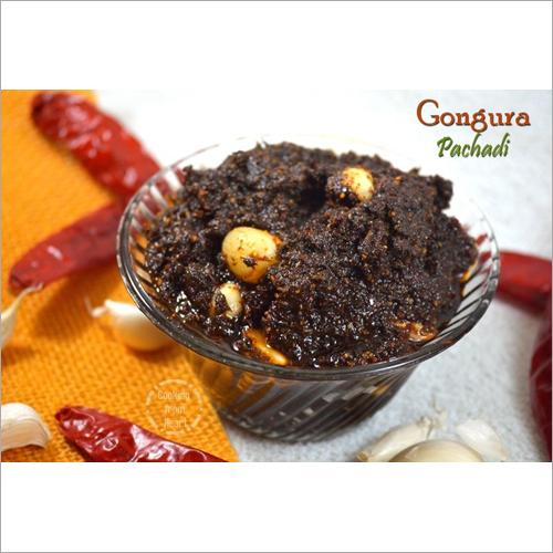 Gongura Pachadi腌汁