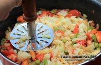 Stainless Steel Potato Masher