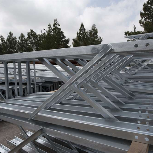 Hot Dip Galvanized Tabular Structure