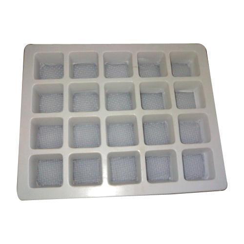 Chocolate Plastic Tray