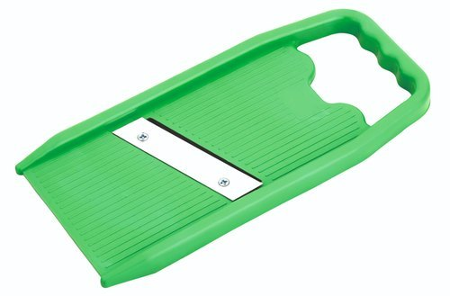 SS Blade Plastic Vegetable Slicer