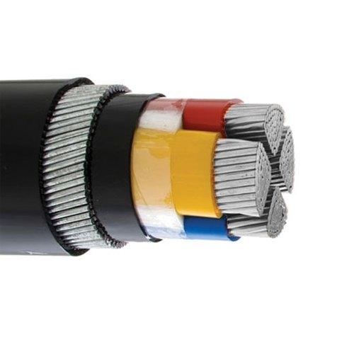 Aluminium armoured cable 2,3,3.5,4 Core , 2.5 to 400 sqmm