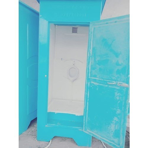 Single Seater Portable Toilet Cabin