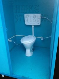 Western Style Single Seated Toilet
