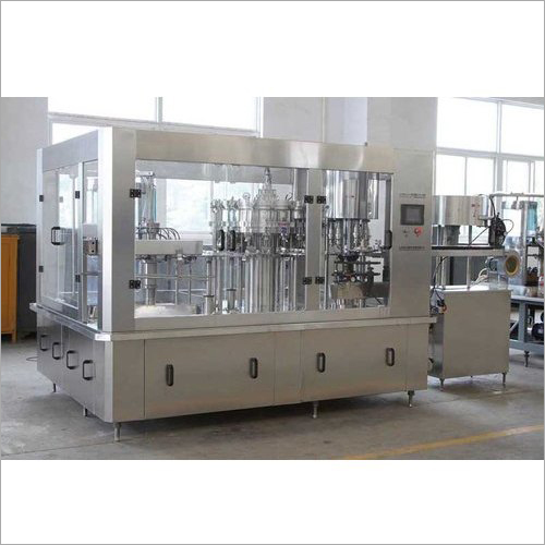 SS Water Bottle Filling Machine