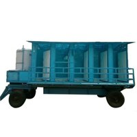Ten Seater Mobile Toilet Vans