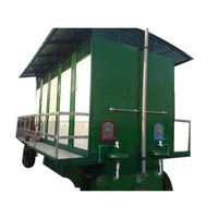 Regular Premium Mobile Toilet Van