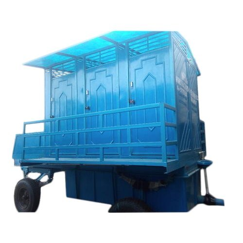 HHES-06 Seater Mobile Toilet Van