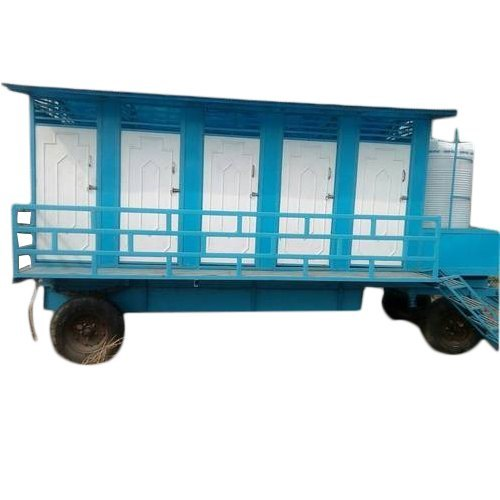 Economical Mobile Toilet Van