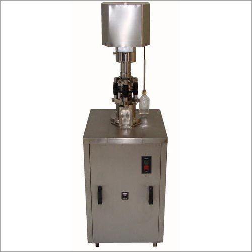 Electric Cap Sealing Machine