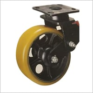 8X2 Inch 50 X 100 Hole PCD UHMW Wheel