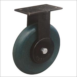 Heavy Duty Fabricated Castor Wheel