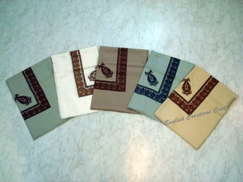Polywool Scarves