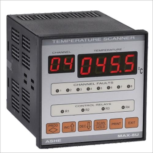 Max Series Temperature Scanner