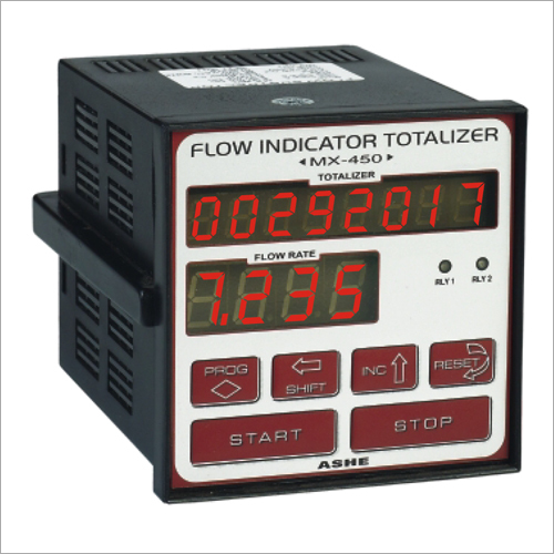MX 450 Flow Indicator Totalizer
