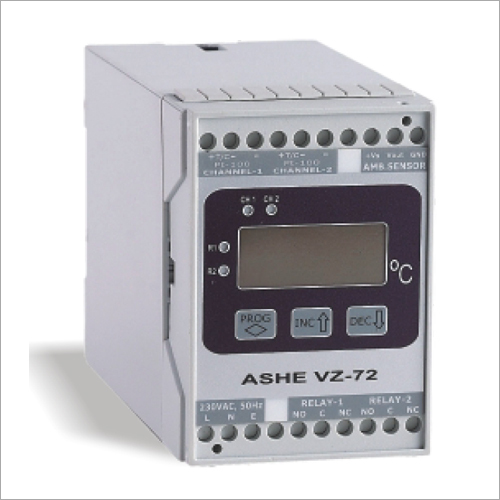 MAX And VZ Series Temperature Scanners