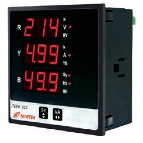 Neo Series 322-VAF Meter