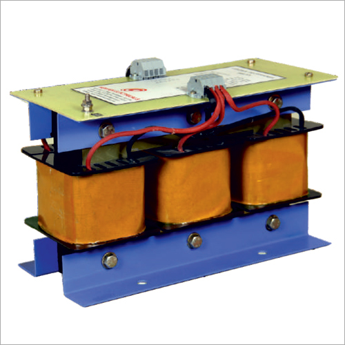 Three Phase Tape Insulated Voltage Control Transformer