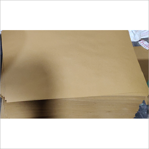Solid Brown Kraft Paper