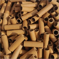 Solid Brown Paper Tube