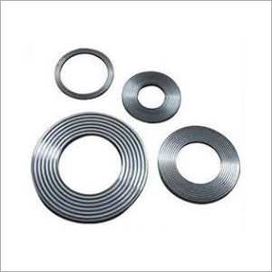 Single And Double Jacketed Metal Corrugated Gasket