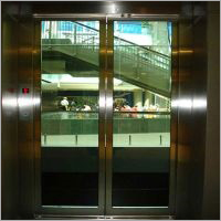 Electrical Fully Automatic Elevator Door