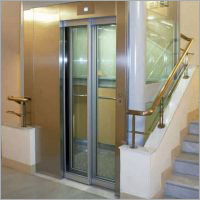 SS Big Vision Glass Door