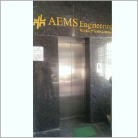 Capsule Elevator Doors