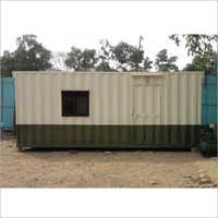 Commercial Portable Cabin
