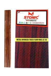 Metal Enforced Truck Flooring Plywood