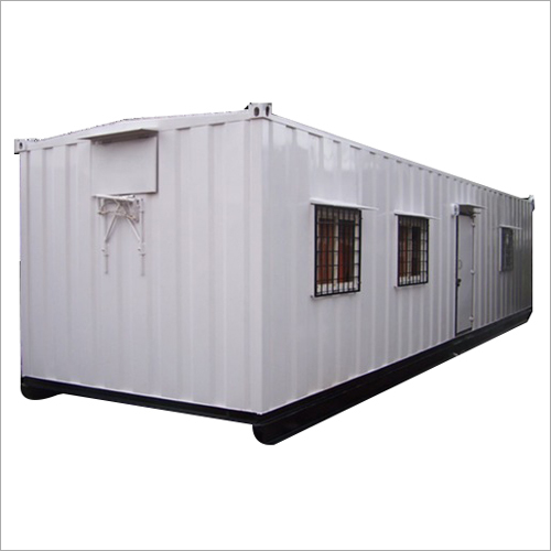 Galvanized Portable Interior Cabin