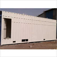 Modular Prefabricated Control Room