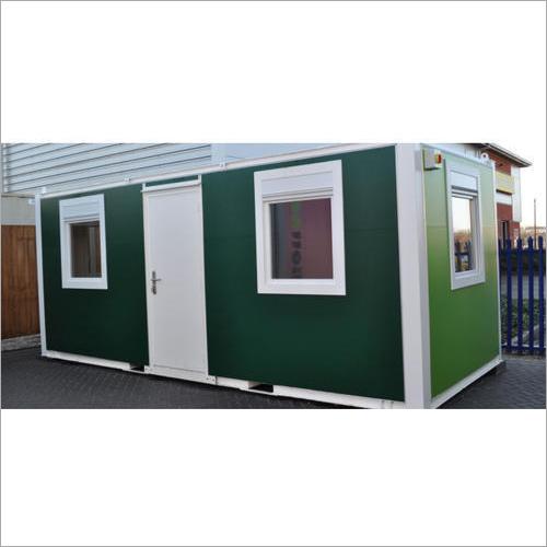 Prefabricated Steel Control Room