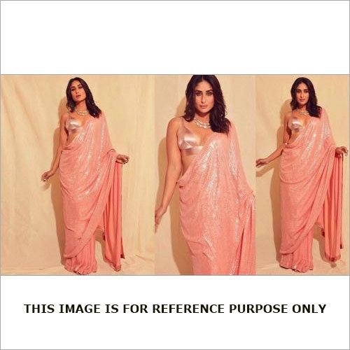 FANCY SEQUCENCE WORK SAREE