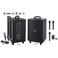 PA System With USB
