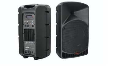 450 WATTS PORTABLE SYSTEM WITH TROLLEY