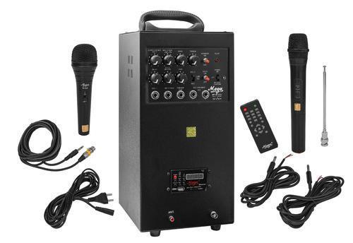 75 W PA System With USB