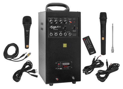 75 W Cordless PA System With USB,Bluetooth and Recording