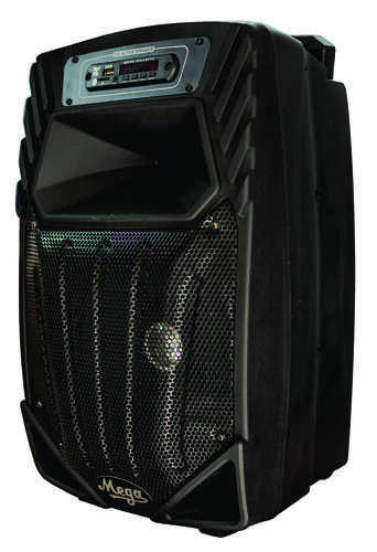 50 WATTS PORTABLE SYSTEM