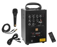 40 W PA System With USB, Bluetooth & Recording and Echo