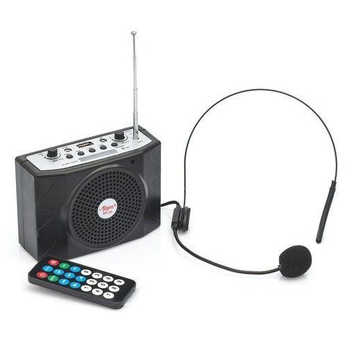 6 W PA System With USB, FM Player, Ideal For Tore Guide