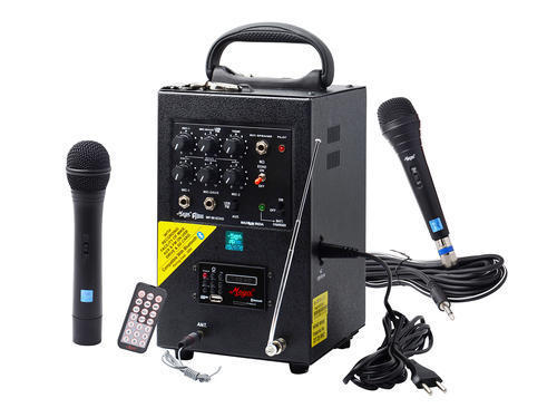 40 W Cordless PA System With USB,Bluetooth,Recording and Echo