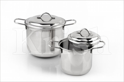 Encapsulated Deep Italian Casserole with steel Lid